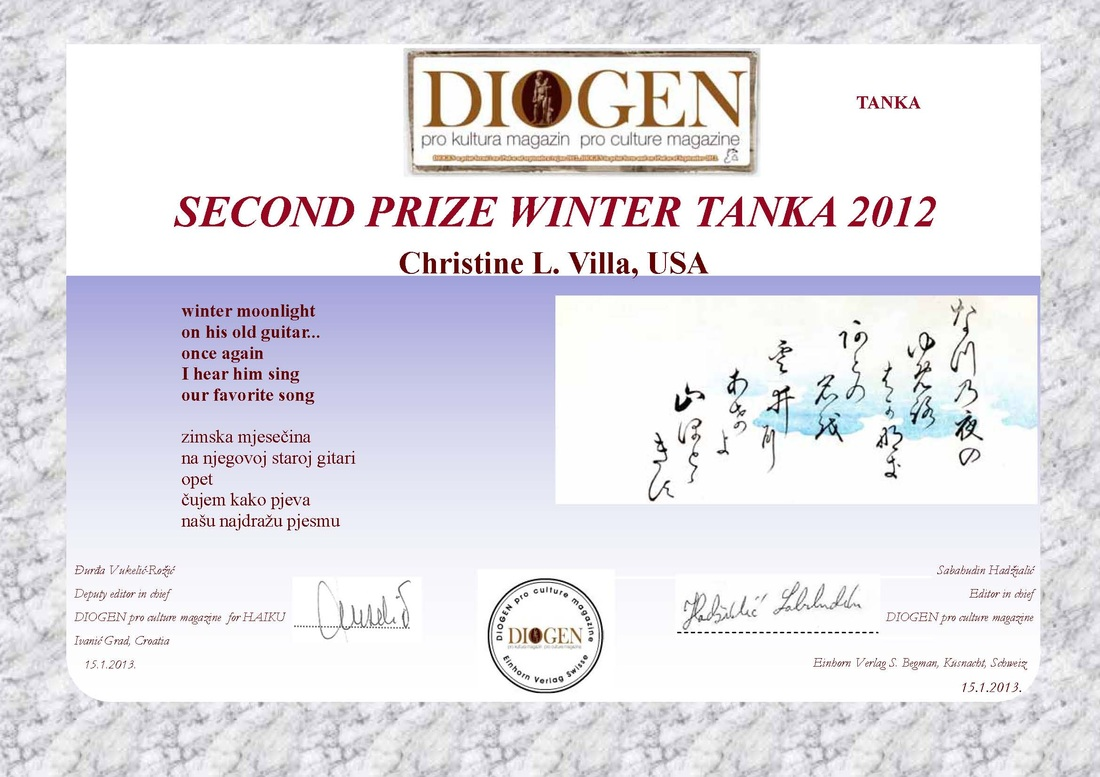 2nd Place, Diogen 2012