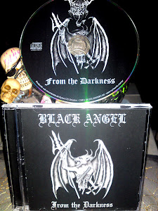 BLACK ANGEL''from the darkness''