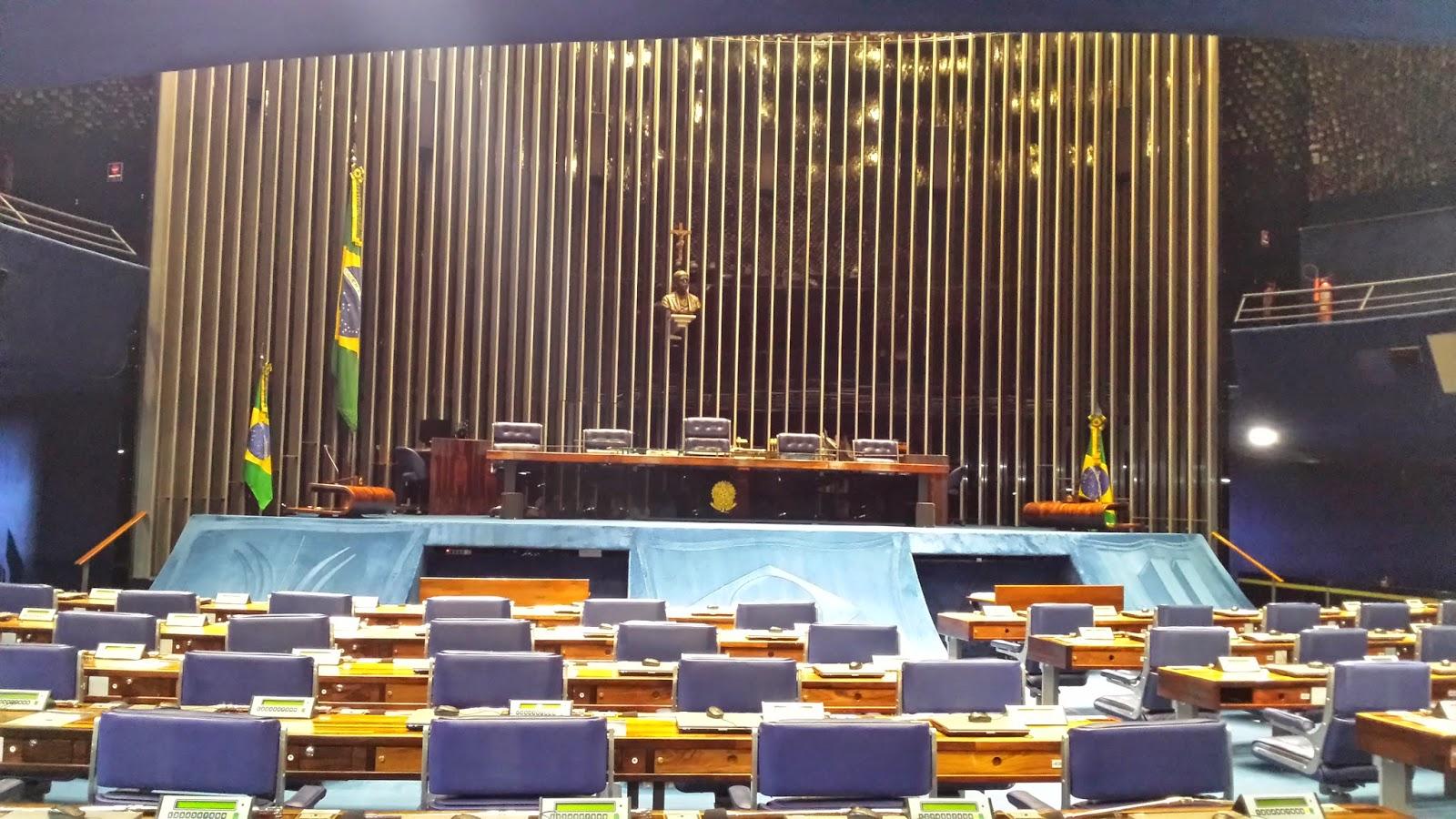 Visita a Brasilia