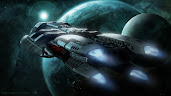 #2 Battlestar Galactica Wallpaper
