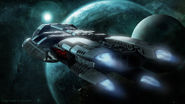#2 Battlestar Galactica Wallpaper