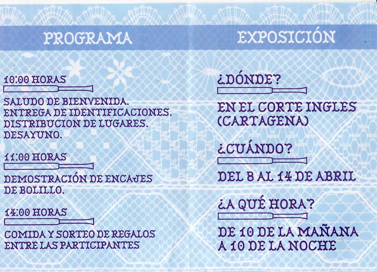 Liliana lunares domingo 14 de abril encuentro de - Semana del electrodomestico el corte ingles ...