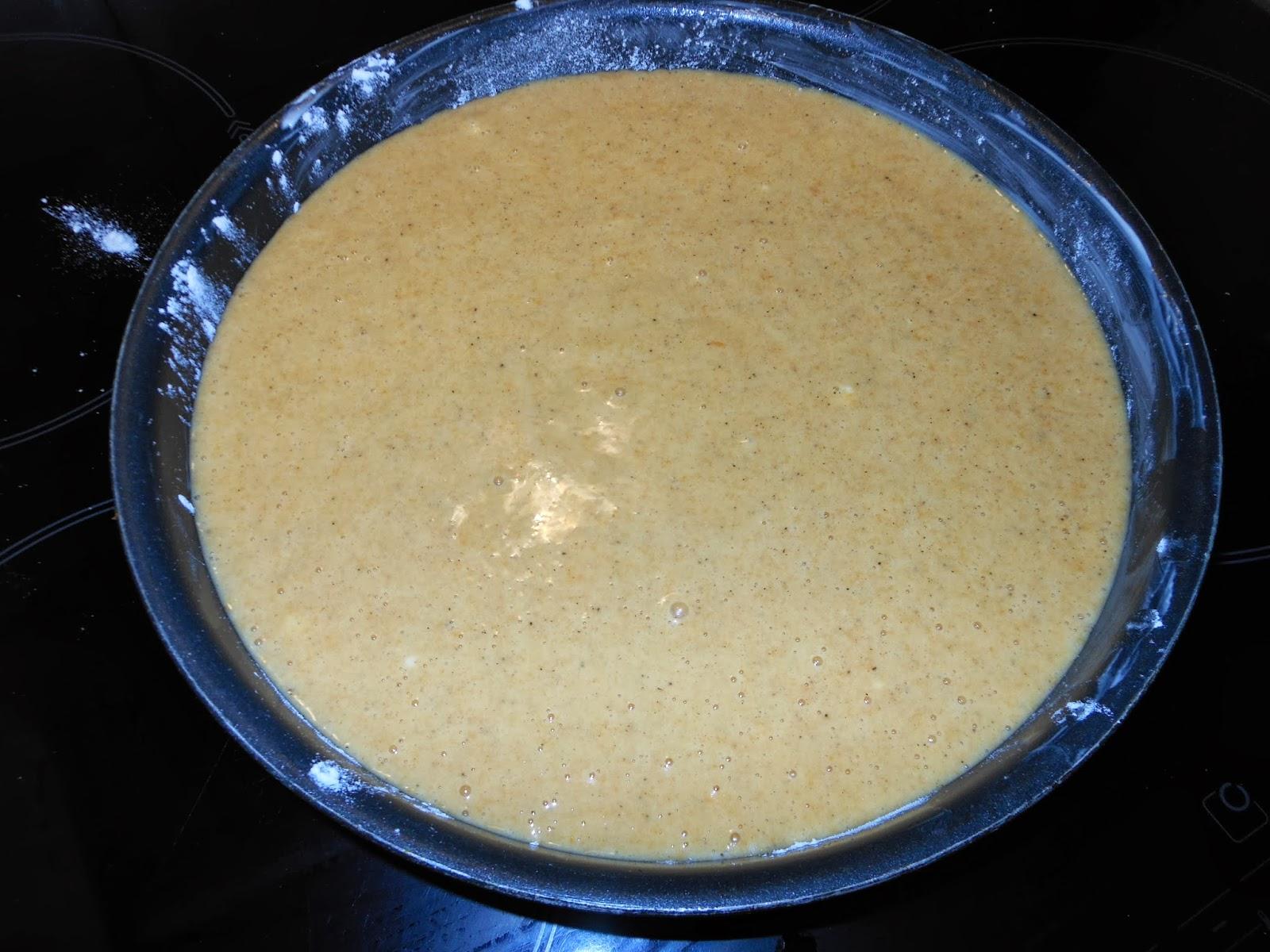 Cocinar con ni os 6 bizocho de calabaza con mermelada de for Cocinar a 60 grados
