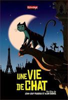Una Gato en Paris