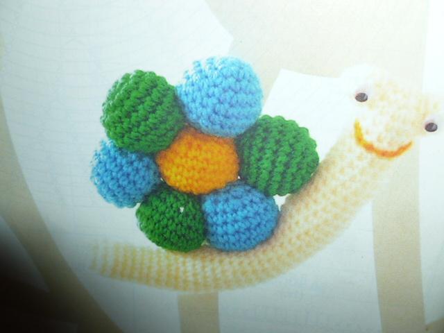 Amigurumi Halloween Schemi Gratis : lavoretti creativi dalluncinetto alla pittura: lumachine ...