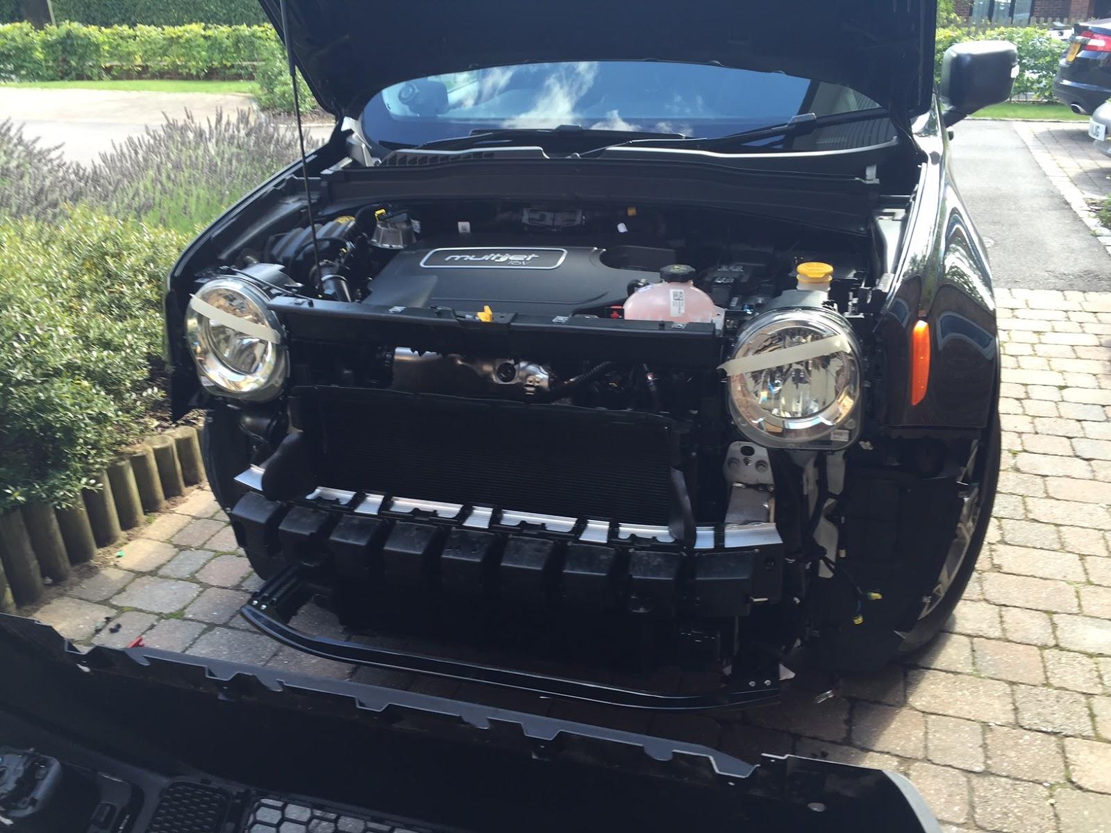 Jeep Liberty Grill