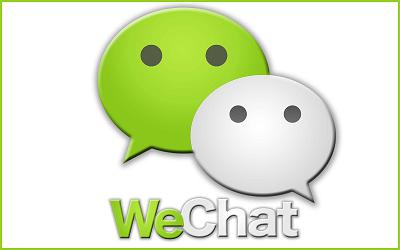 ����� ������ WeChat ��������� ���������� �������� �����.