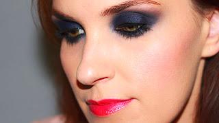 Maquillaje Leviatan Blue