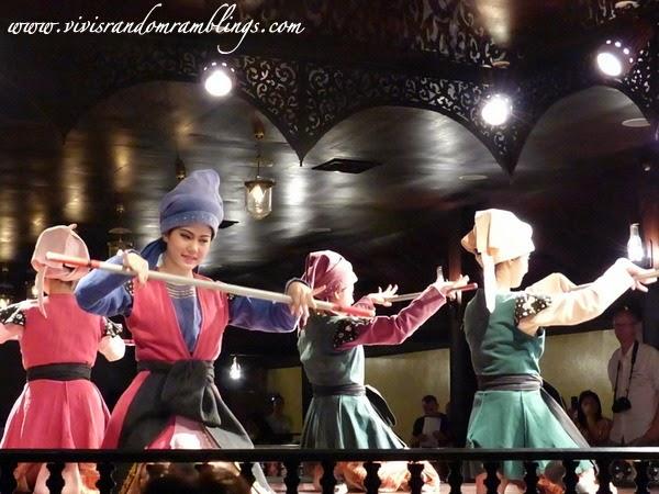 Thai Cultural Dancers, Chiang Mai