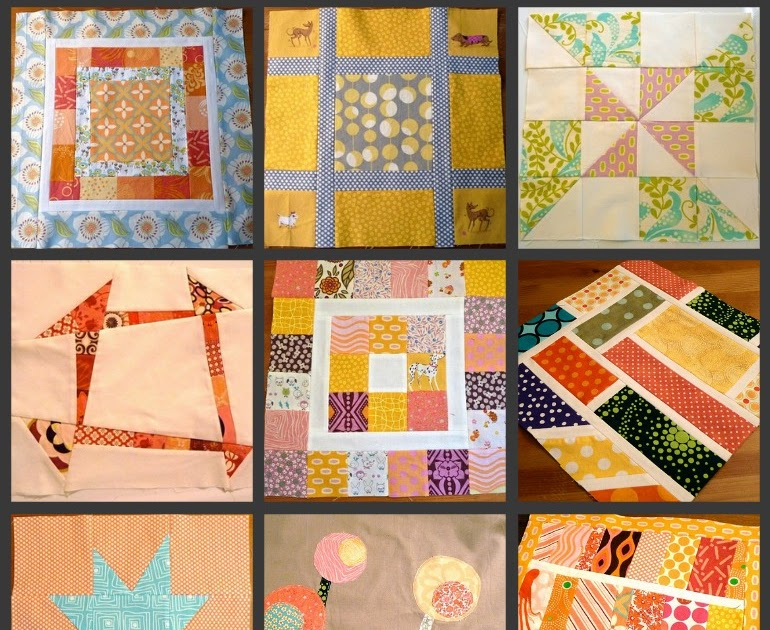 Irene Design: Modern Stash Quilting Bee: A Wrap Up