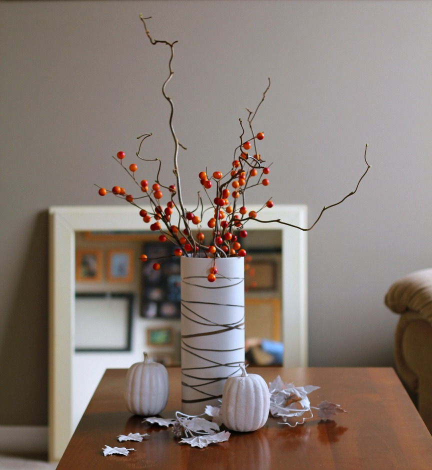 Turtles and tails birch bark painted vase birch bark vase elastics spray paint turtles and tails blog reviewsmspy