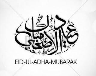 Idul Adha 1436 Kamis 24 September 2015