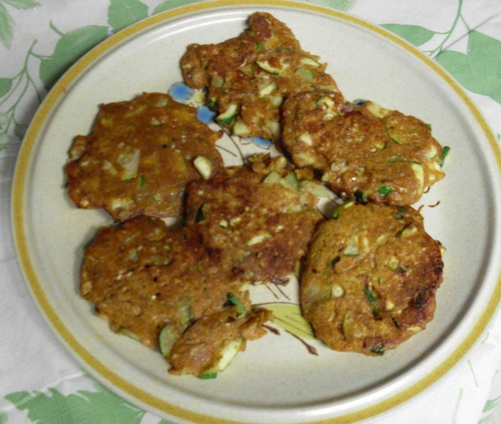 Delicioso, Another Name for Delicious: Tasty Zuchini Croquettes