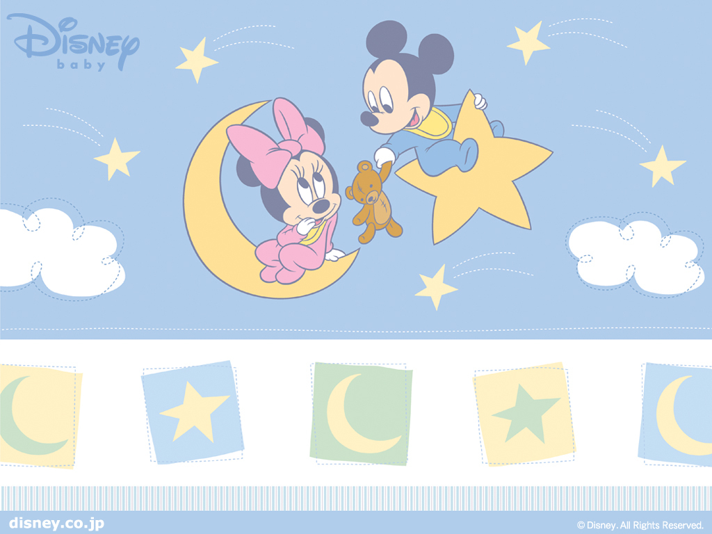 Baby Mickey And Minnie Wallpaper Mickey And Minnie 6227226 1024 768