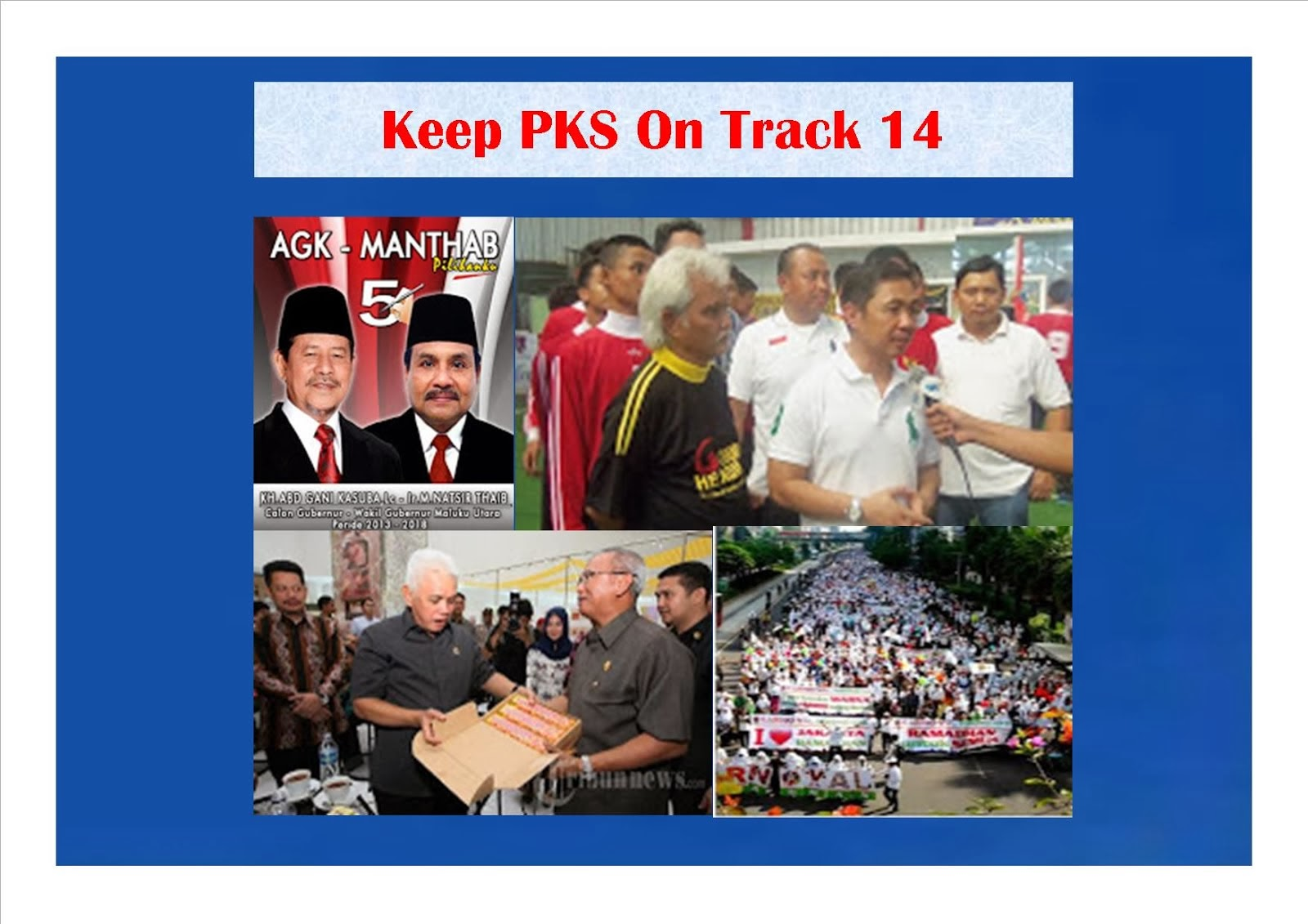 Keep PKS On Track 14