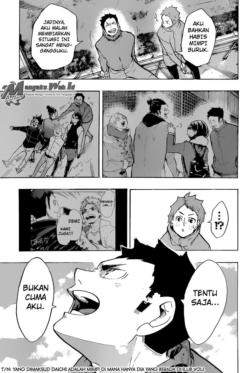 Haikyuu!! Chapter 229-17