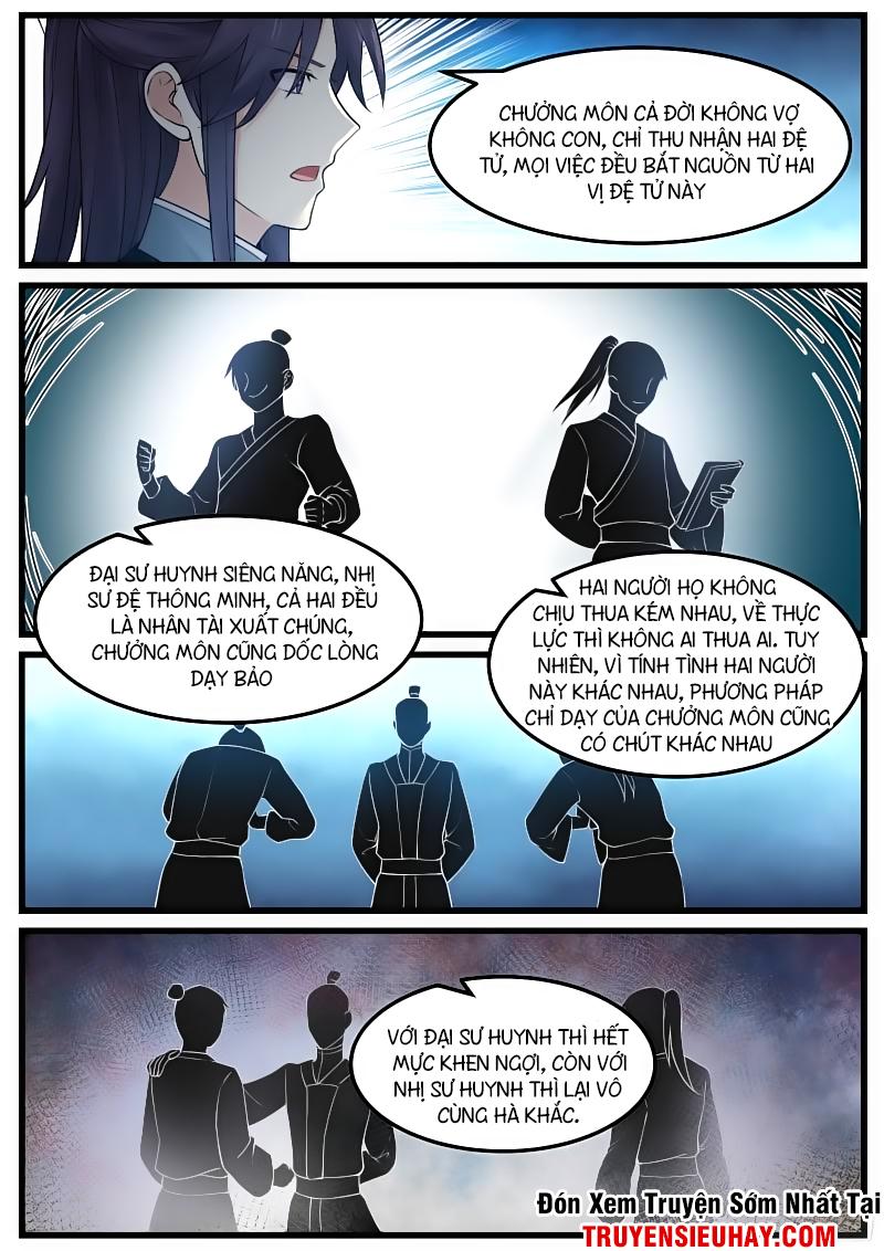 Võ Luyện Đỉnh Phong chap 34 - Trang 16