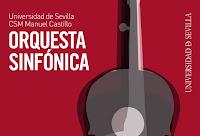 El 27 de marzo de 2012, cuarto concierto de la Orquesta Sinfónica Conjunta