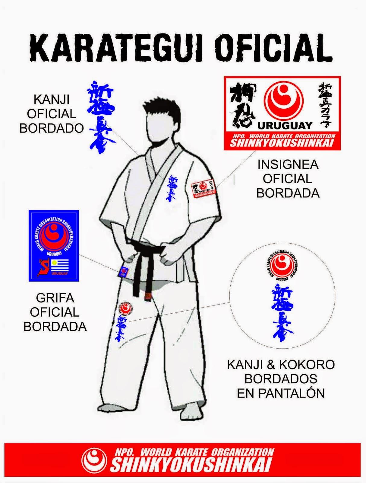 Karategi Oficial WKO Uruguay