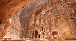 Petra : Lost City Of the Edomite Jews - Mount Seir - Nephilim