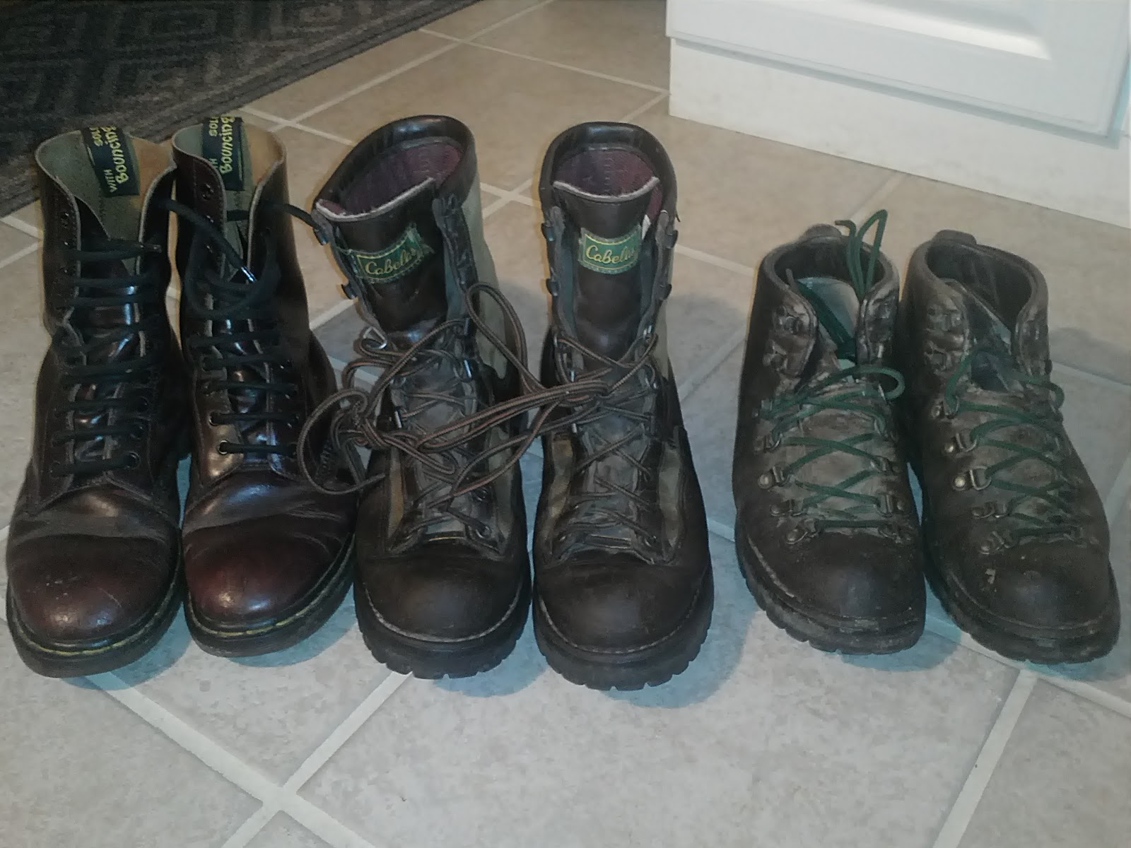 Danner Boot Polish Coltford Boots