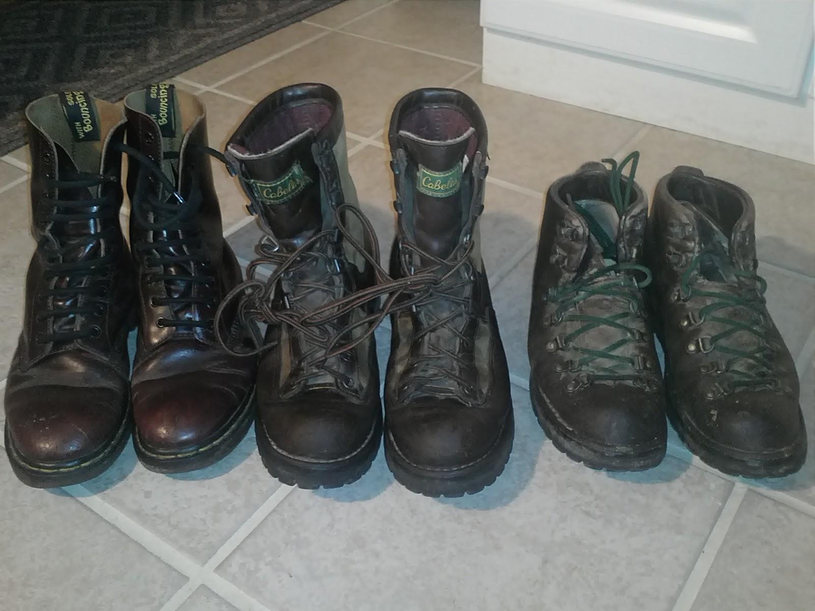 River Mud: Gear Review: Doc Martens Dubbin Polish for Boots
