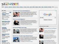 template keren blog