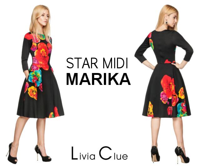 Livia Clue Star Midi Marika