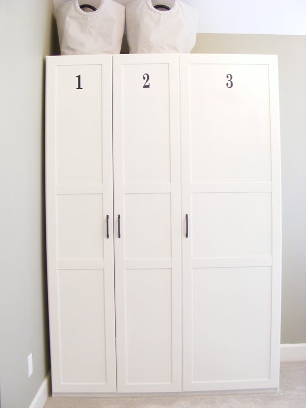 Ikea Unterschrank Schubladen ~ Then we added some door handles also from Home Depot
