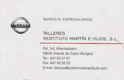 Talleres Restituto Martin