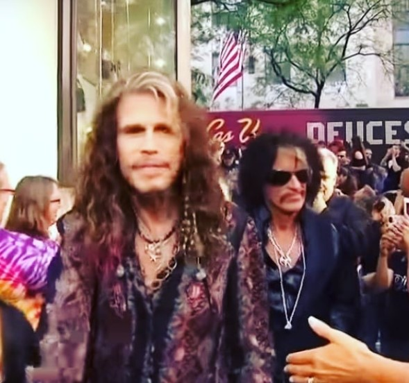 I Saw AEROSMITH