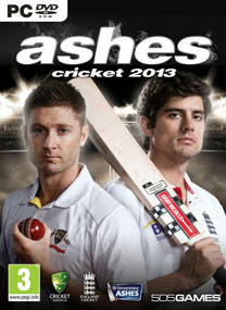 ashes cricket 2013 pc game cover Ashes Cricket 2013 RELOADED