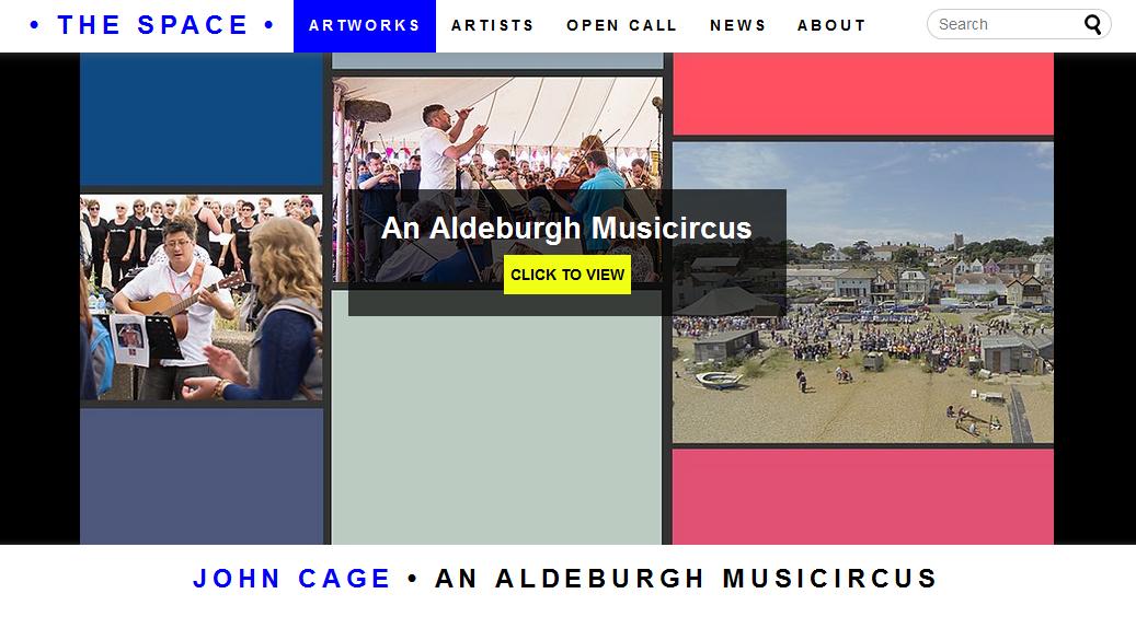 An Aldeburgh Musicircus