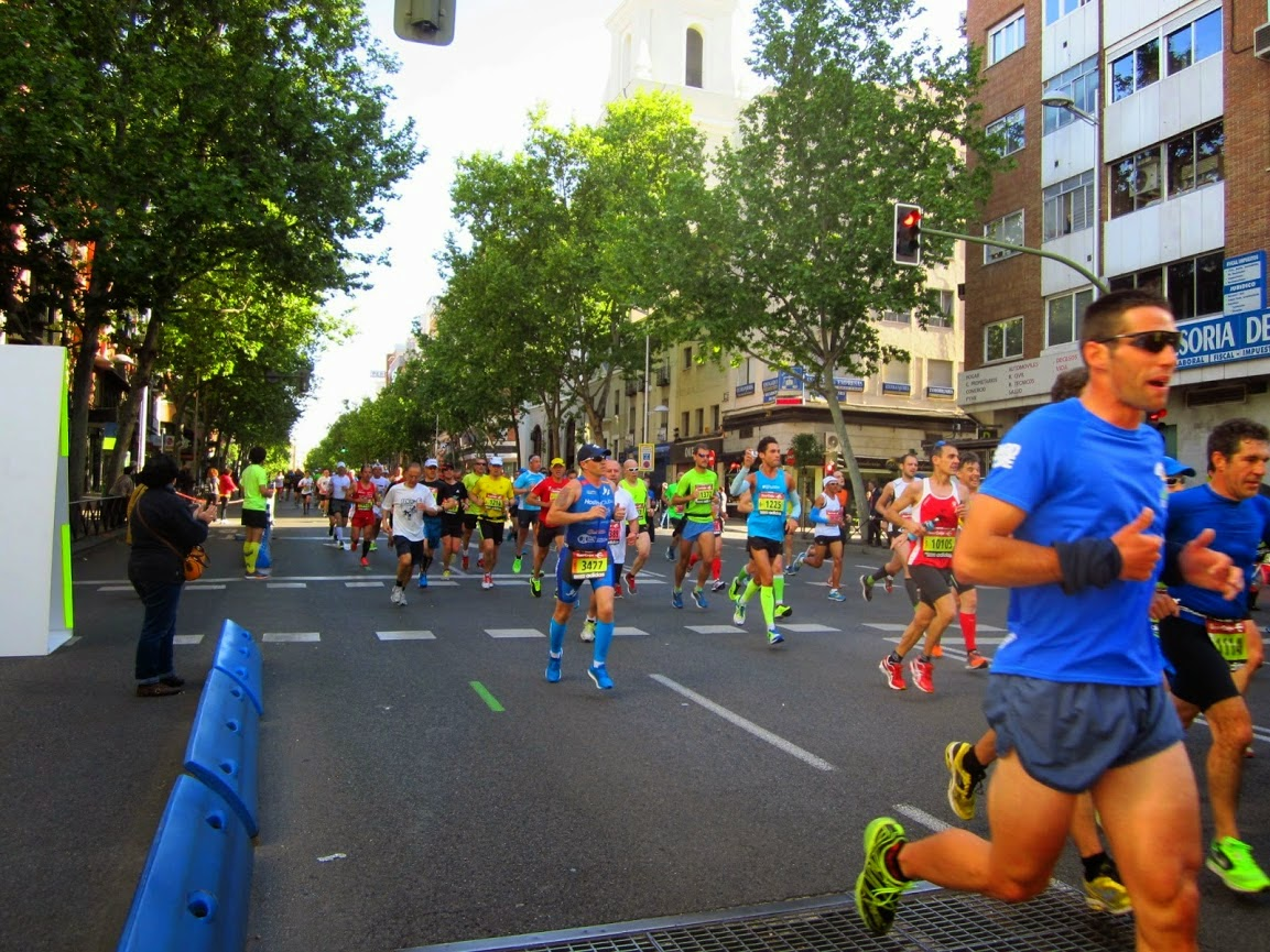 maraton madrid video gopro 2014