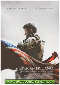 Sniper Americano Legendado Torrent (2015)