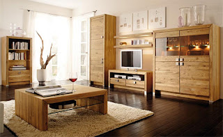 мебели от дърво