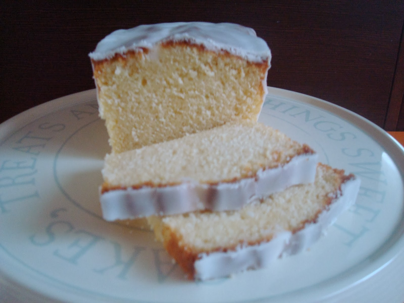 pound cake de limon