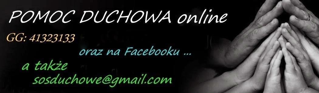 POMOC DUCHOWA online
