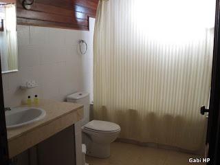 banheiro cabana Devaneios de Biela