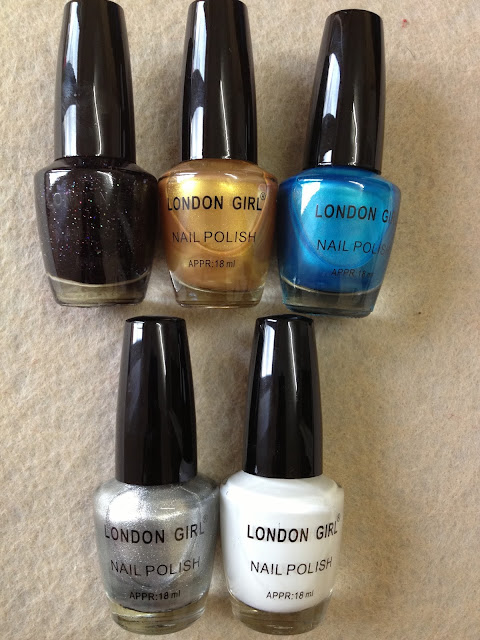 London Girl Nail Varnish