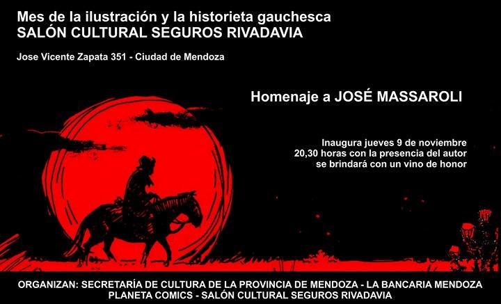 Muestra-Homenaje en Mendoza