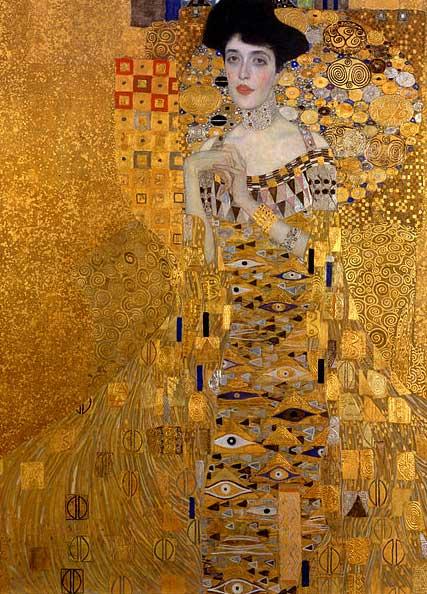 Potret Adele Bloch-Bauer I (1907)
