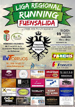 Toledo Running Series: Fuensalida