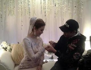 Gempar!!! Fizz Fairuz Dianiaya - ikuti kenyataan suami bekas tunang