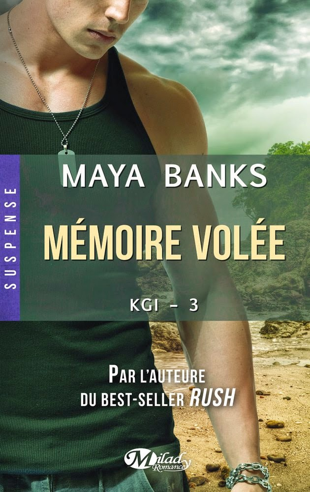 Maya Banks, KGI, Over-Books