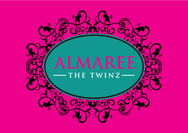 Official Logo For  Almaree The Twinz
