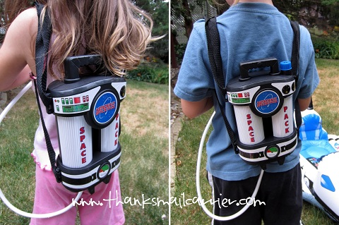 backpack water sprayer