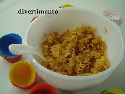 Honey Crunchies mix