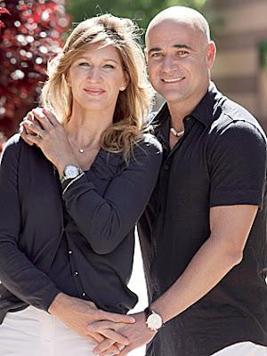 Steffi Graf Husband