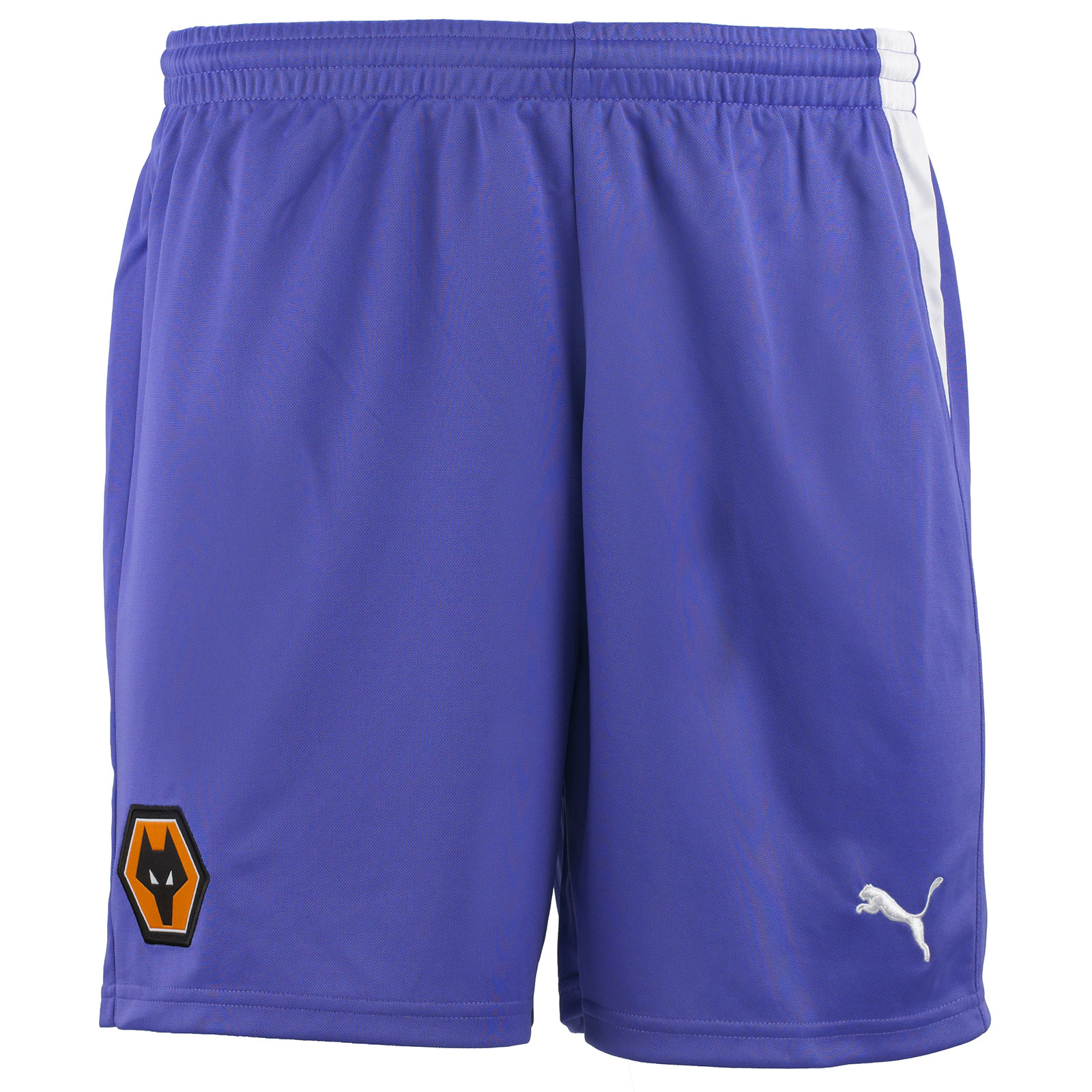 The new wolves 13 14 away kit comes in purple including a white collar
